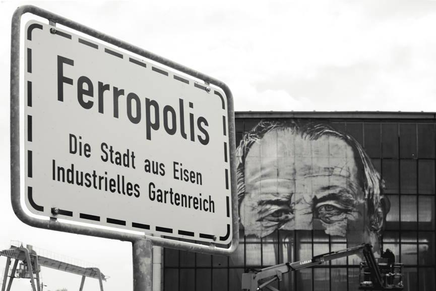 ECB in Ferropolis
