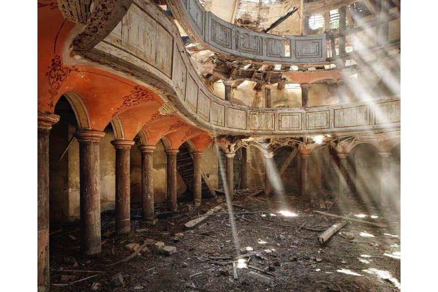 Henk Van Rensbergen - Abandoned Places