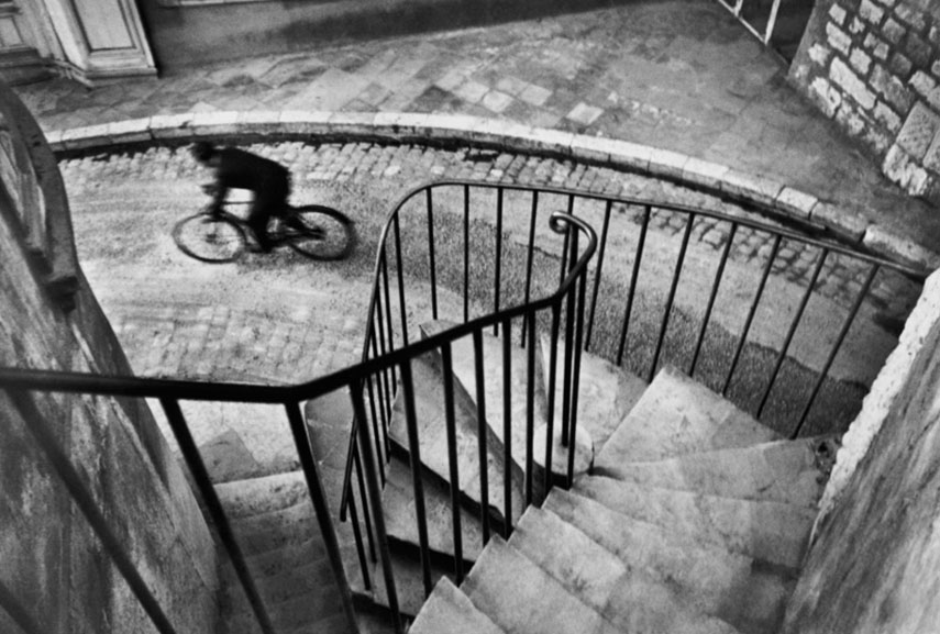 Henri Cartier Bresson photojournalism