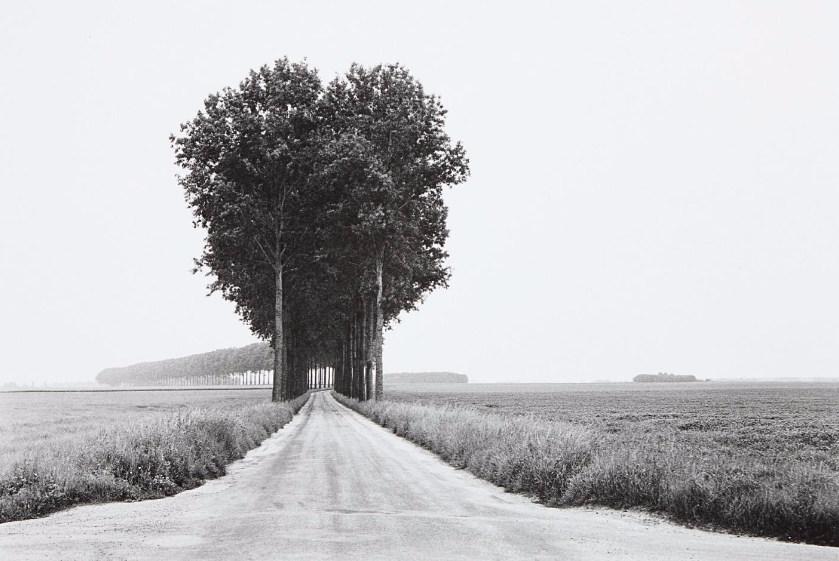 Henri Cartier-Bresson-Brie, France-1968