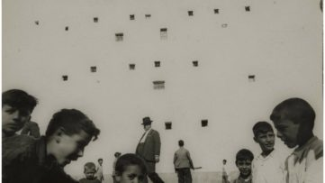Henri Cartier-Bresson - Madrid, Spain, 1932, from Howard Greenberg Gallery, New York on view at MFA