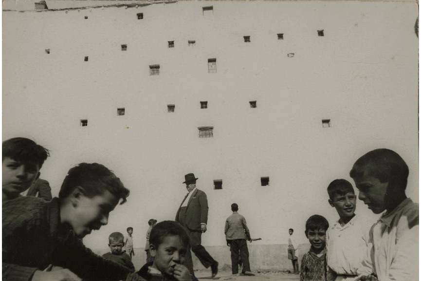 Henri Cartier-Bresson - Madrid, Spain, 1932, from the New York gallery, on view at MFA