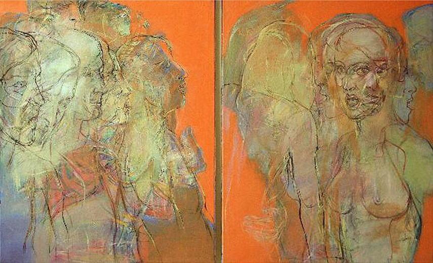 Henri Deparade - Penelope 4, 2004