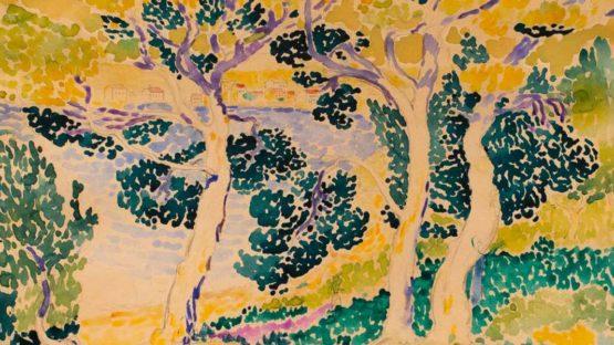 Henri-Edmond Cross - Trees