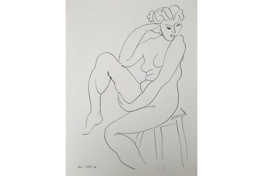 Henri Matisse – Untitled