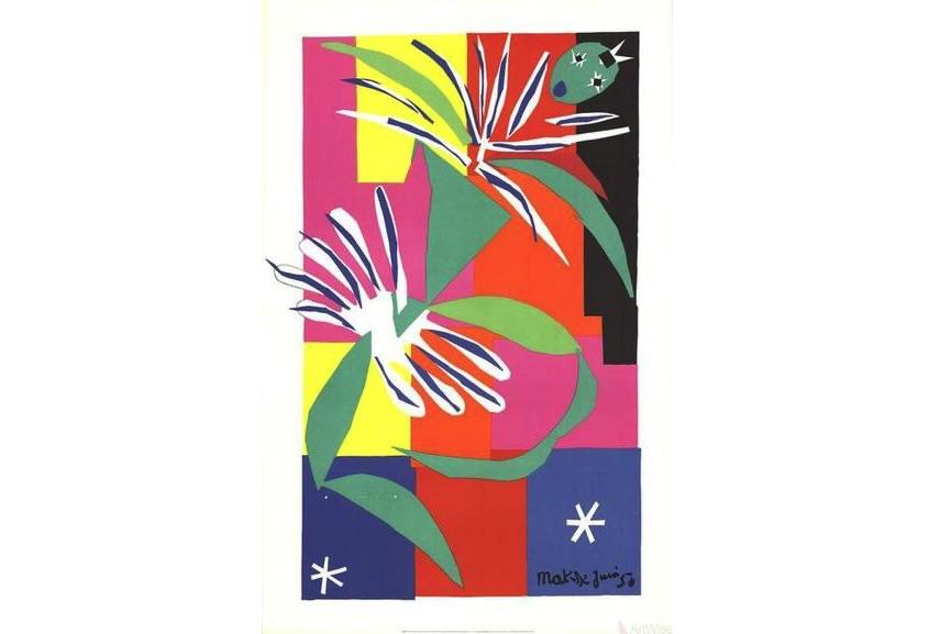 Henri Matisse - Creole Dancer, 1984
