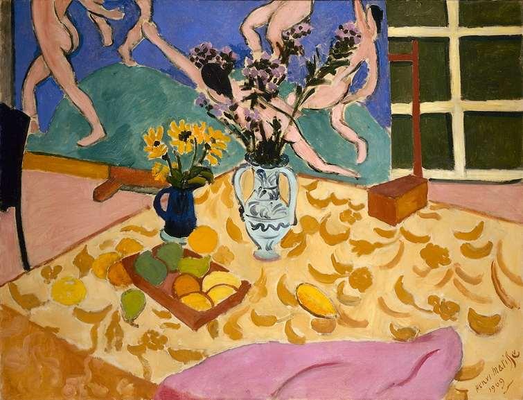 Henri Matisse - Fruits