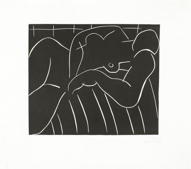 Henri Matisse - La Sieste