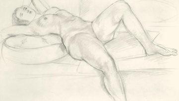 Henri Matisse - Nu, 1928