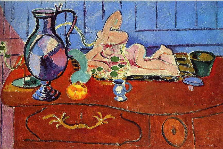 Famous still life artists and their still life paintings - Henri Matisse