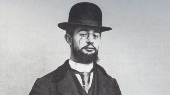 Henri de Toulouse-Lautrec - Photograph of the artist - Image via nbmaacom