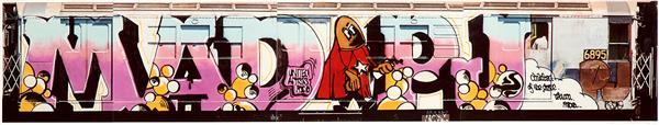 Henry Chalfant-MAD PJ-1980