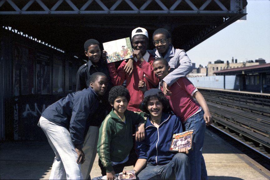 Henry Chalfant - Shoot the Pump, South Bronx, NY, 1985