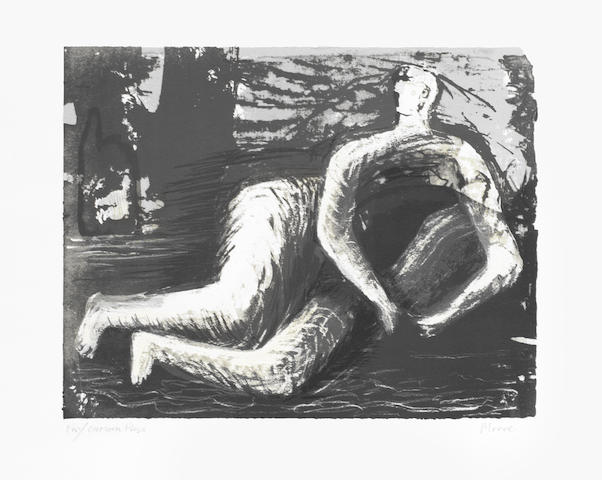 Henry Moore (1831-1895)-Adam-1980