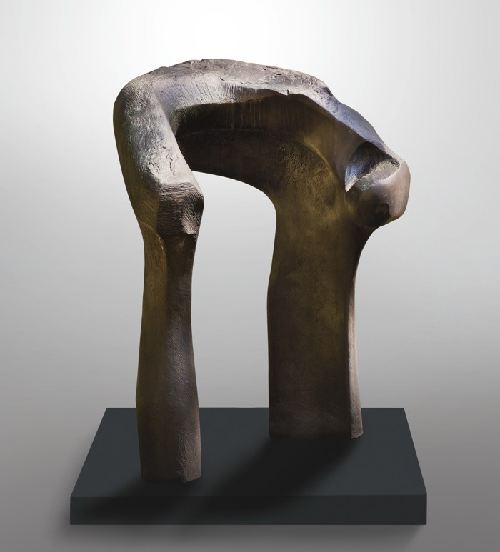 Henry Moore-Large Torso: Arch-1962