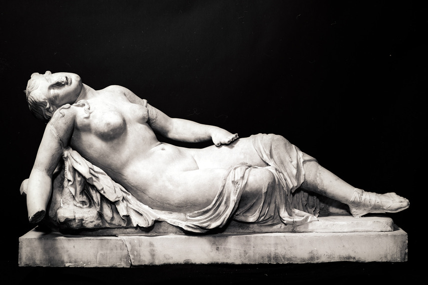Hermaphrodite - Image © National Museums Liverpool -World Museum-