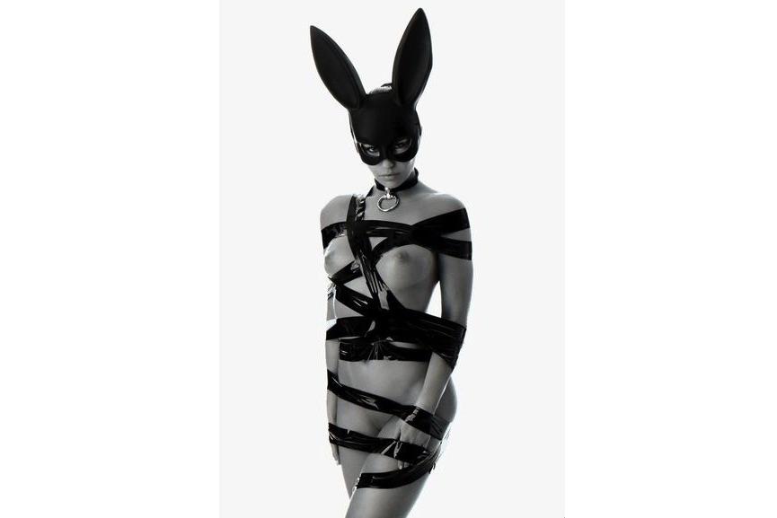 Herve Lewis - Bondage Sexy Rabbit