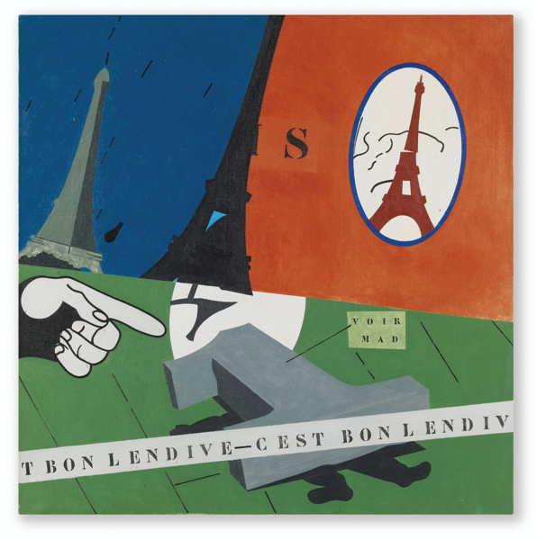 Herve Telemaque-C'Est Bon L'Endive !-1964
