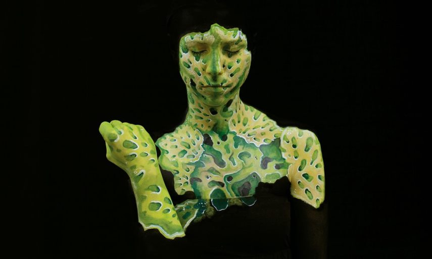 In body painting art the artist can paint just face or the whole human body. You can usually see the work of the artist through their video page or other media such as photography. Contact and follow us for more news on design forms