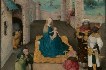 Hieronymus Bosch and The Adoration of the Magi Return to Holland