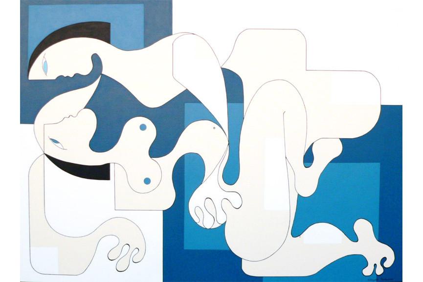 Hildegarde Handsaeme - Passion, 2014