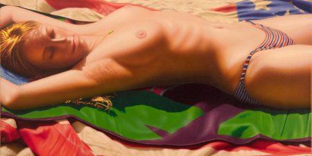 Hilo Chen - Beach 146, 2005 (detail)
