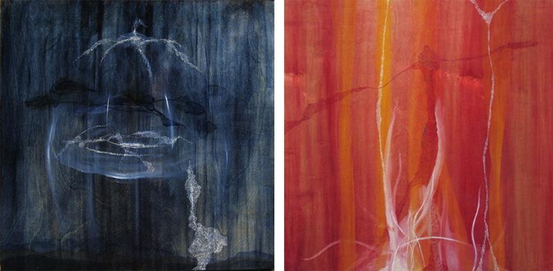 Hiro Ichikawa -  Range, 2003 and Carmine Prance, 2006