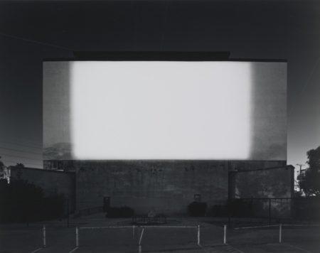 Hiroshi Sugimoto-Centinela Drive-In, Los Angeles (#707)-1993