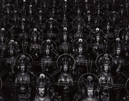 Hiroshi Sugimoto-Hall of Thirty Three Bays-1995