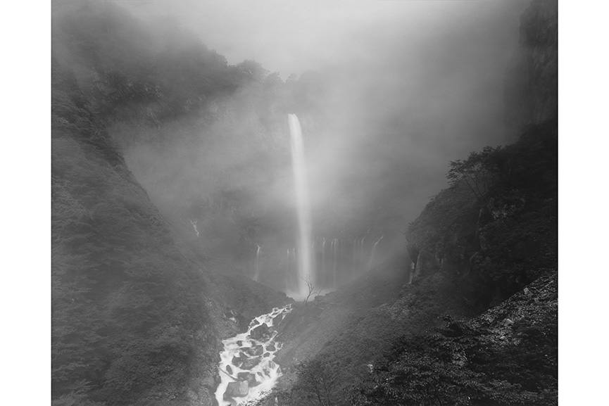 Kegon Waterfall, 1976