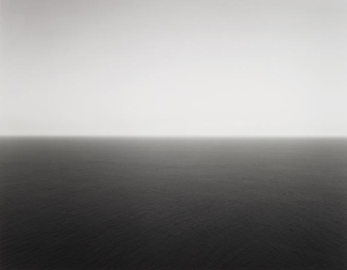 Hiroshi Sugimoto-Sea of Japan, Oki IV-1987