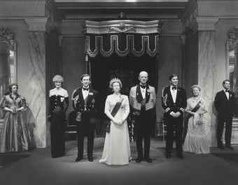 Hiroshi Sugimoto-The Royal Family-1994