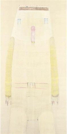 Hiroshi Sugito-Animal Study (Elephant)-2000