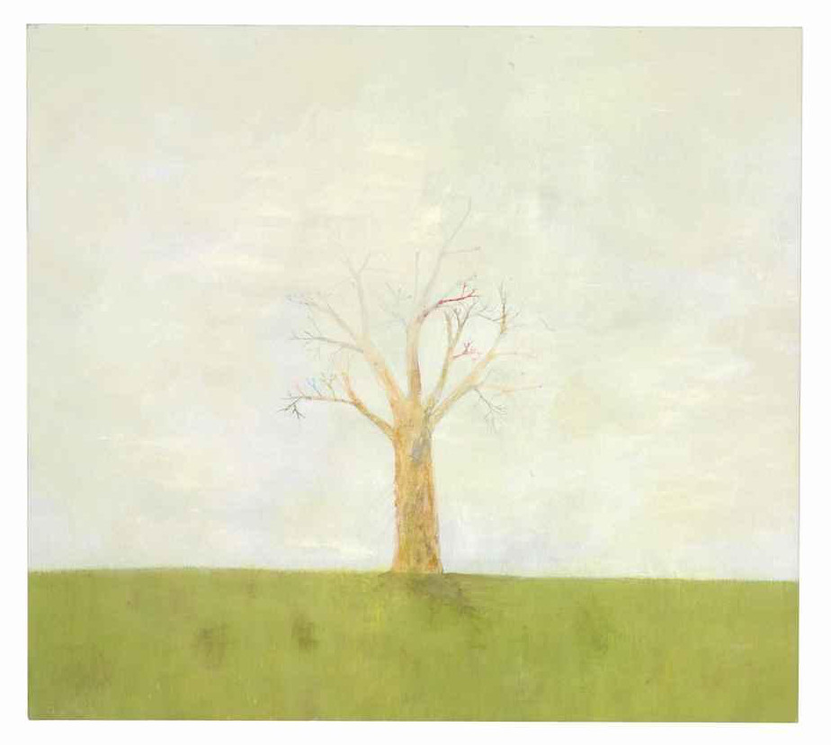 Hiroshi Sugito-Color Tree-1996