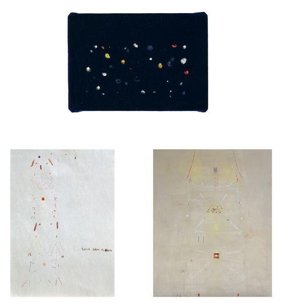Hiroshi Sugito-Hanger Man (Three works)-2001