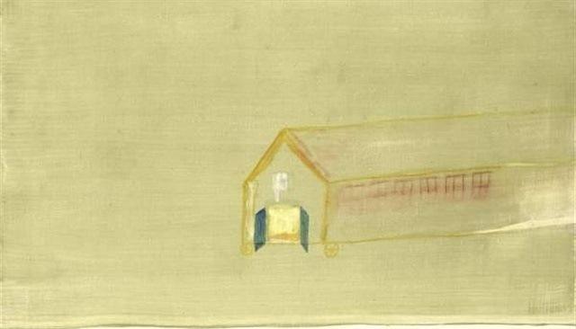 Hiroshi Sugito-House Escape-1996