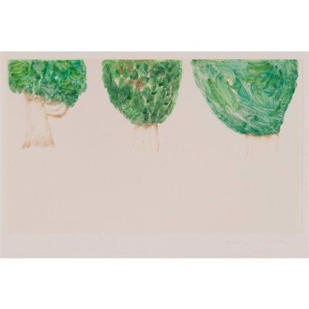 Hiroshi Sugito-Monotype Plate 3 - No.3-2005