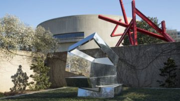 Hirshhorn Museum's Sculpture Garden Exhibitions