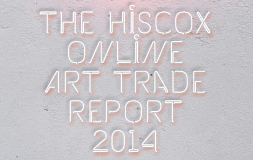 Hiscox Online Trade Art Report 2014 billion arttactic search sales 2015 buying value