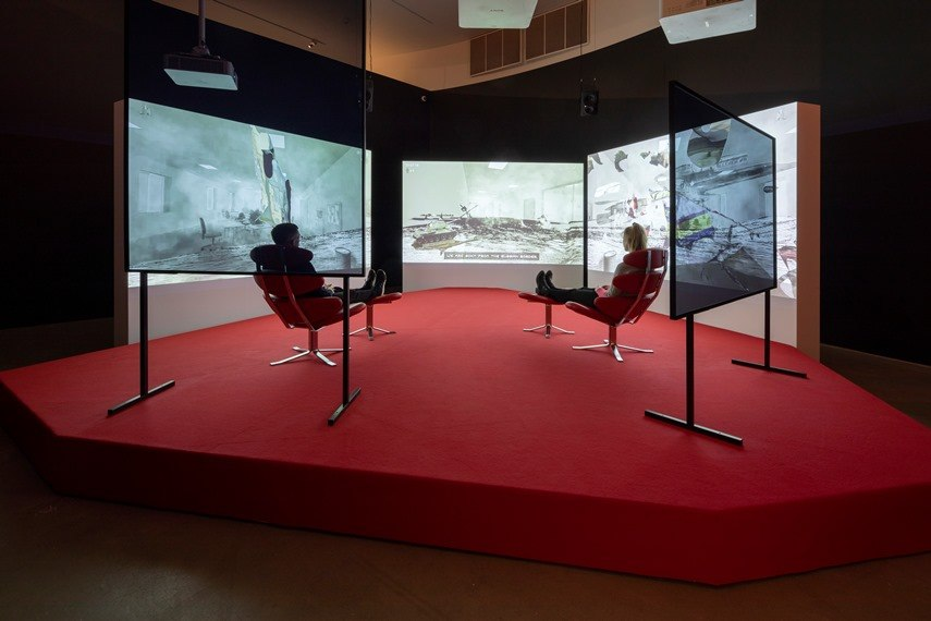 Hito Steyerl - The Tower ARoS