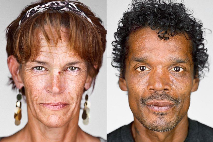 Photographer Martin Schoeller Helps People With No Home in a Fundraiser for GWHFC