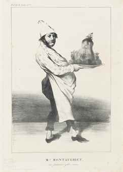 Honore Daumier-A large collection-1872