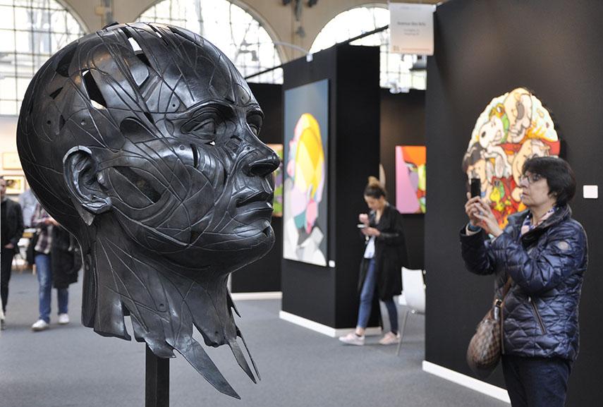 Hopare, Galerie 42b