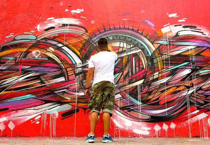 French street artist