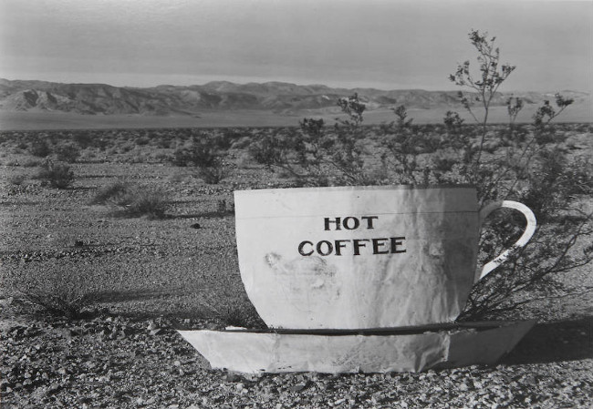 Hot Coffee Mojave Desert 1937 Photograph by Edward Weston
