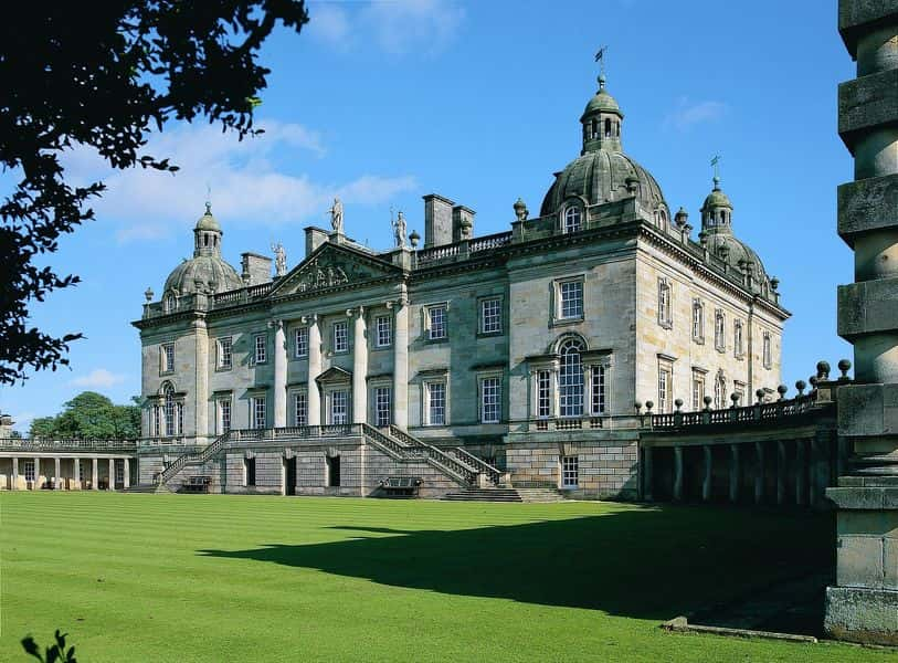 Houghton Hall, Exterior View