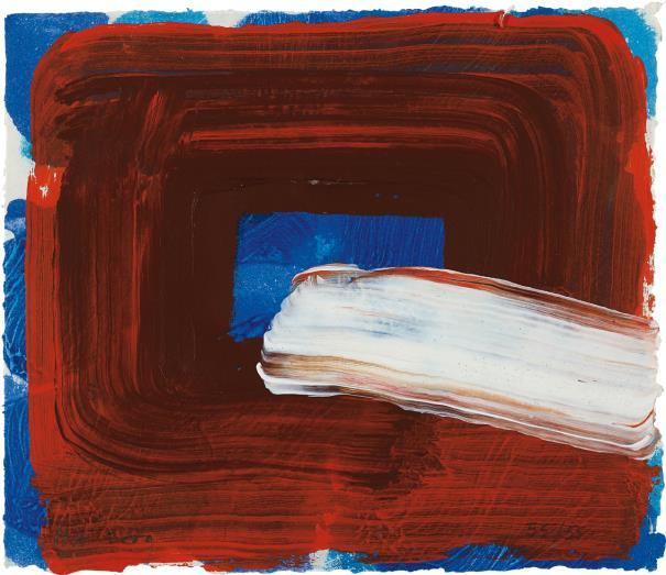 Howard Hodgkin-Cigarette-2002