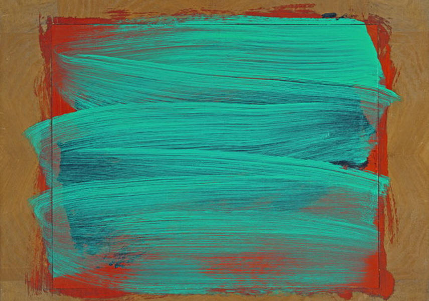 For several exhibitions he Howard Hodgkin received prize and one painting gained particular fame and special recognition