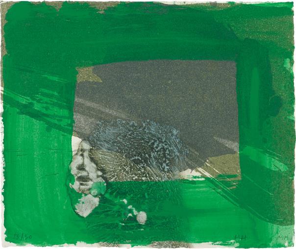 Howard Hodgkin-Rain-2002