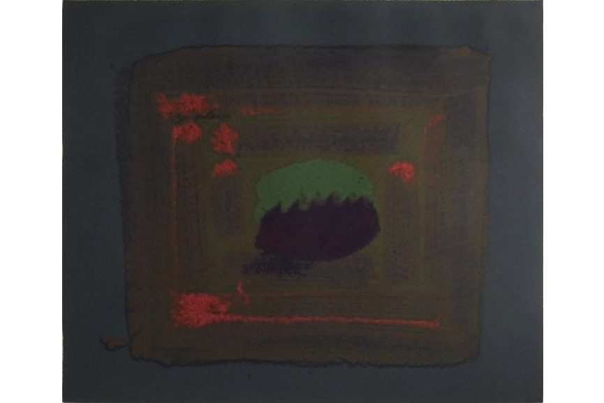 Howard Hodgkin - Tropic Fruit (Heenk 222), 1981